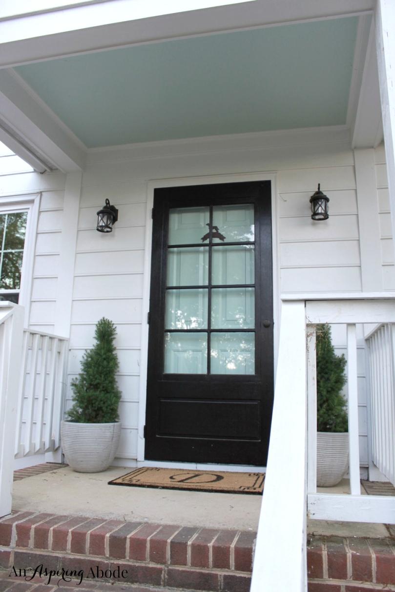 Teal-Front-Door-7