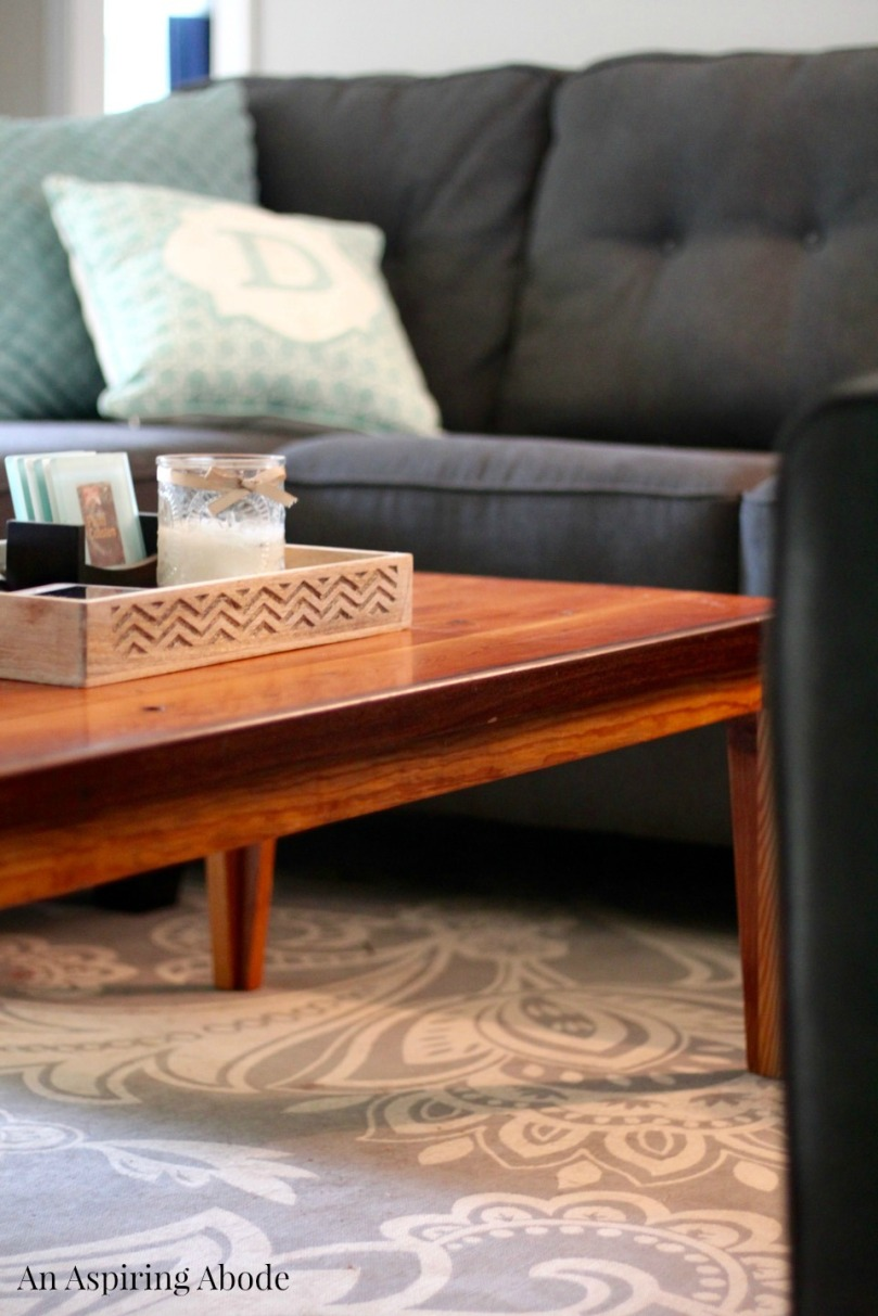 Home Made Coffee Table
