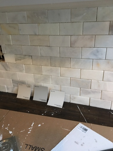 Backsplash sneak peak!